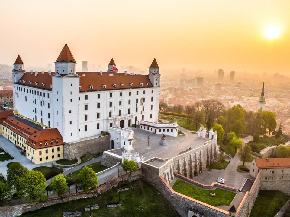 Wien - Bratislava - Budapest